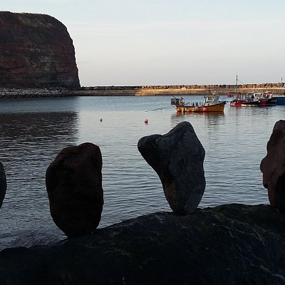 Rock Balancing for Beginners